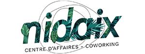 Coworking Aix-en-Provence – NIDAIX Logo
